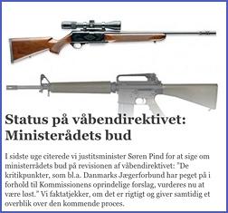 Våbendirektivet